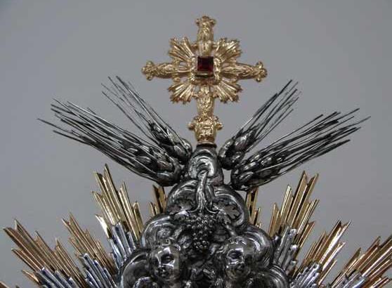 ostensorio-argento-restaurato