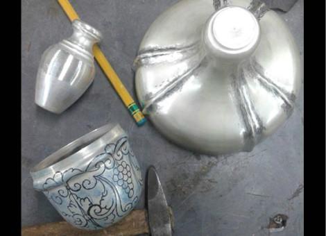 calice barocco produzione