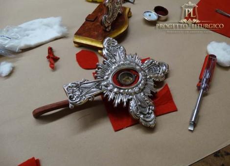 reliquie custodia argento