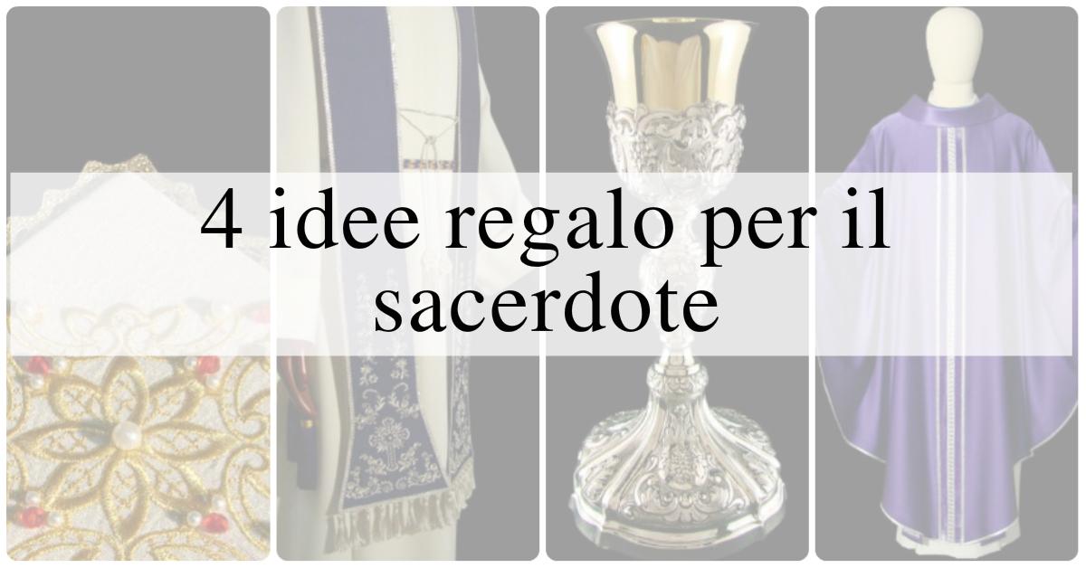 Favori 4 UTILISSIME IDEE REGALO PER SACERDOTE JL03